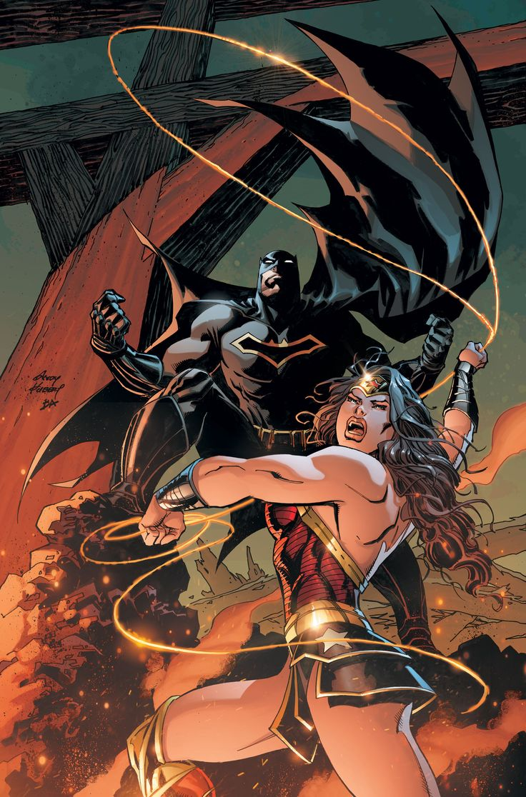 Dark Days: The Casting #1 (Variant) by Andy Kubert
