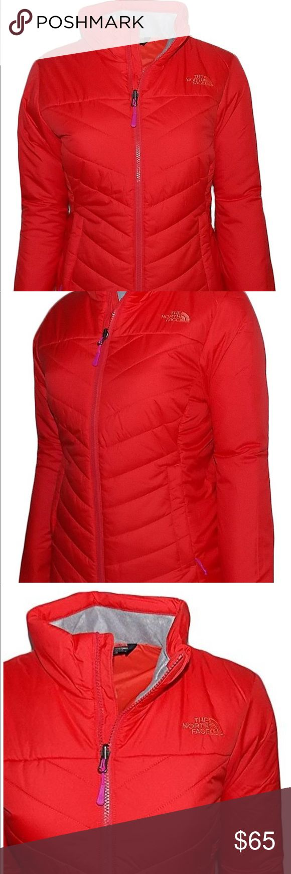 The North Face woman's Red Wander insulated jacket The North Face Woman's Wander insulated jacket XL The North Face Jackets & Coats Puffers