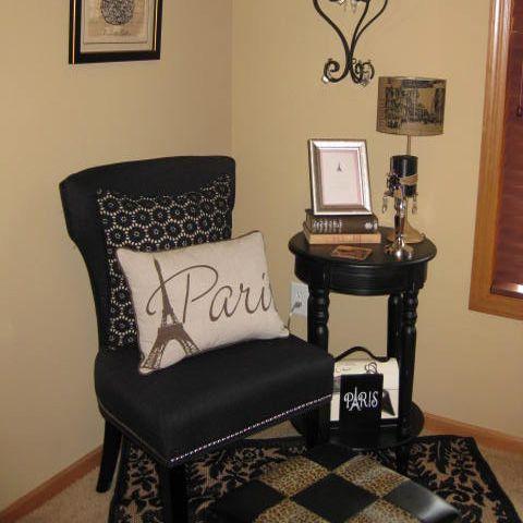 20 best DREAM PARIS THEMED OFFICE!!! images on Pinterest Home - paris themed living room