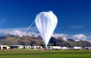 Planet Stars: Το τεράστιο αερόστατο της NASA ξεκίνησε το ταξίδι ...