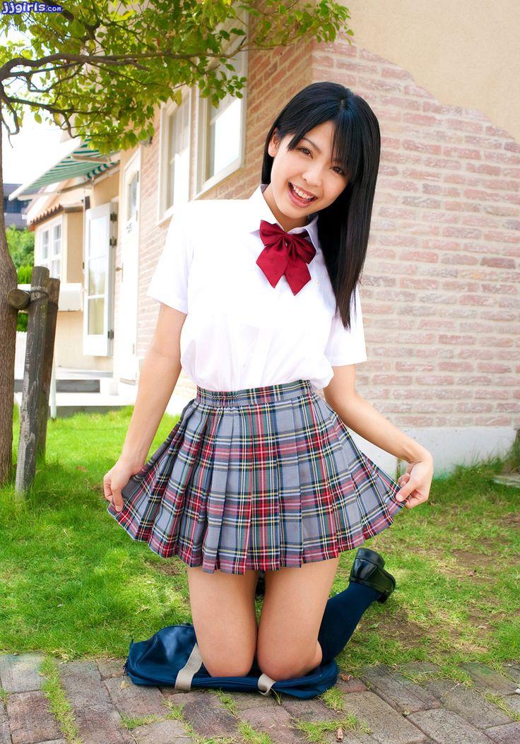 Sakura Sato In School Uniform  Hot School Girls And Teens In Their -4496