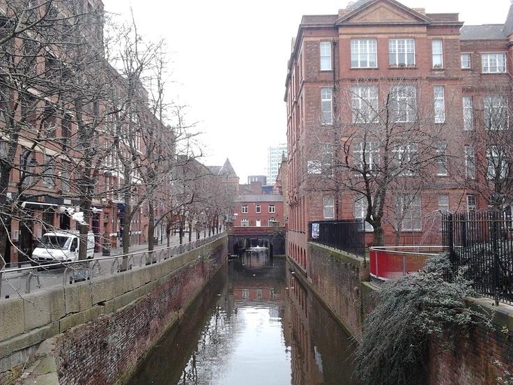 Beautiful Manchester...