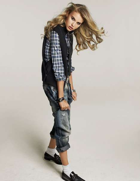 50 Best Tomboy Images On Pinterest Flapper Fashion Tomboy Fashion And Tomboy Style