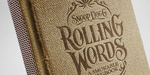 Introducing 'Rolling Words', Snoop Dogg's Smokable Songbook