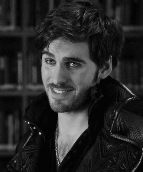 Once Upon a Time - Captain Hook aka Killian Jones played by Colin O'Donoghue. #OnceUponATime #Once_Upon_A_Time #OUAT