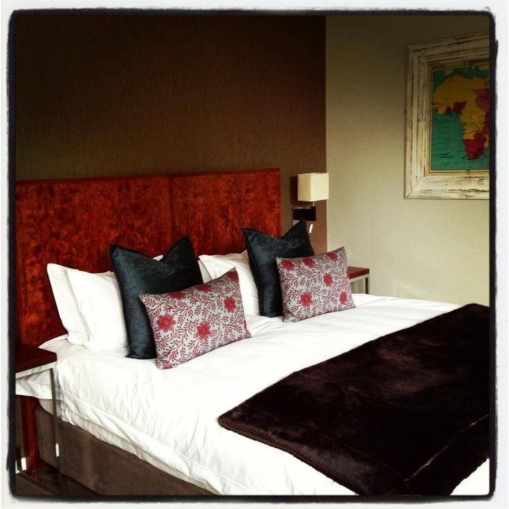 Comfortable new bedrooms
