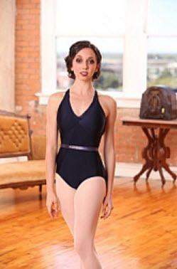 Sadie Jane Dancewear - Black Daisy Buchanan Halter Crossback Leotard, $46.00 (http://www.sadiejane.com/black-daisy-buchanan-halter-crossback-leotard/)