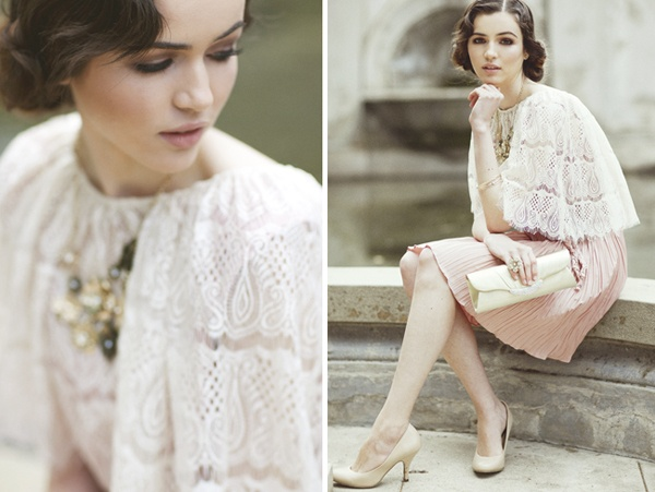 All of this please.  The new Bridal line from Ruche and photographed by Stephanie Williams Photography