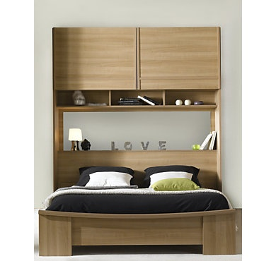 lit pont daliane gain de place assur avec ce magnifique. Black Bedroom Furniture Sets. Home Design Ideas