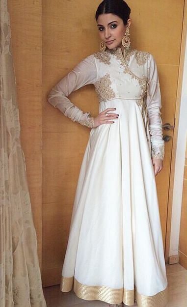 Top Indian fashion and lifestyle blog: What did Anushka Sharma wear today for PK promotions