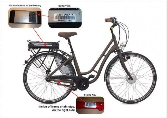 Voluntary safety recall of E-bike batteries REVA