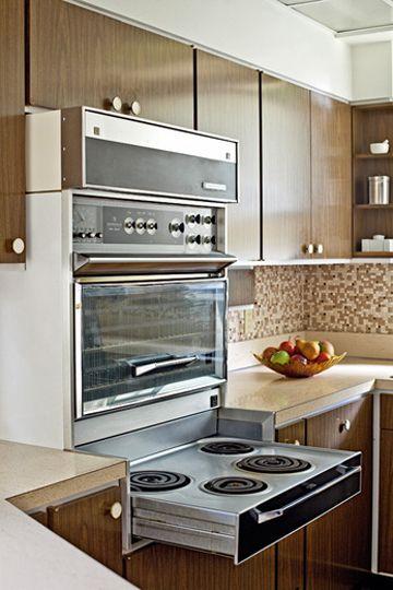 Mid Century Modern Oven ~ Best ideas about midcentury ovens on pinterest