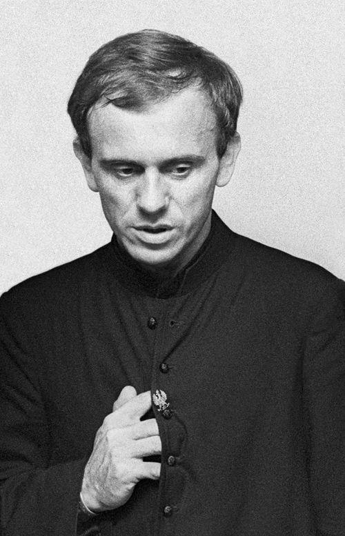 Father Jerzy Popieluszko