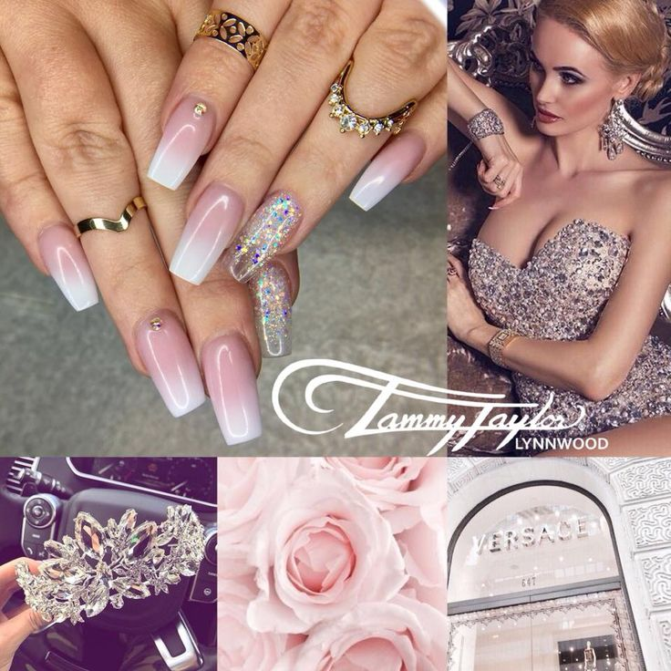 Happiness is wearing Tammy-Taylor Nails
