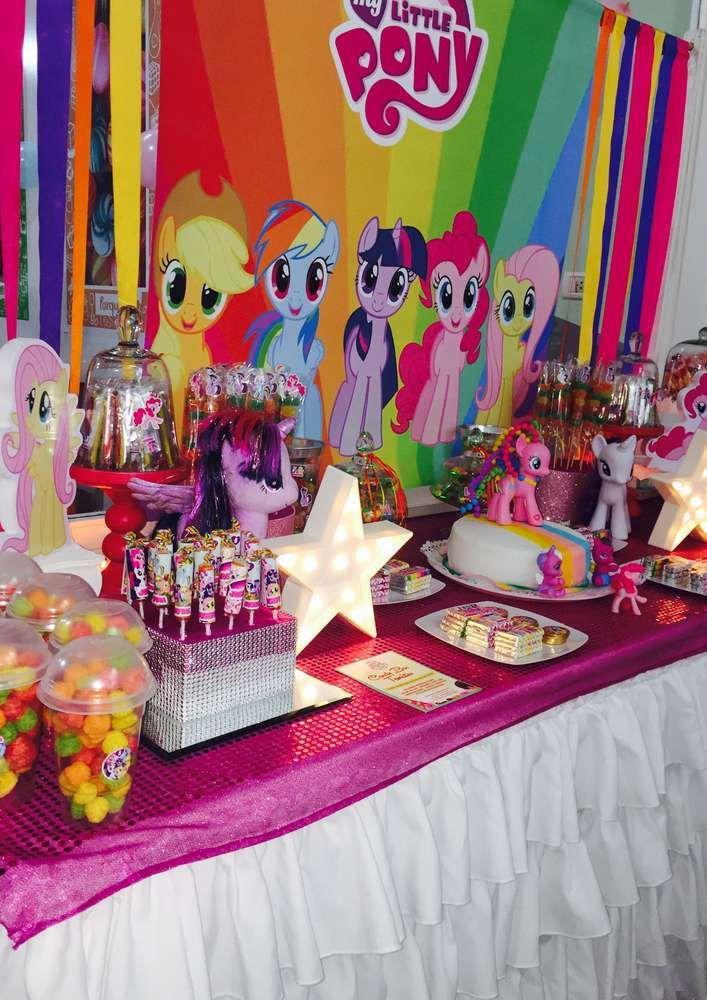 My Little Pony Birthday Party Ideas   Photo 4 of 11