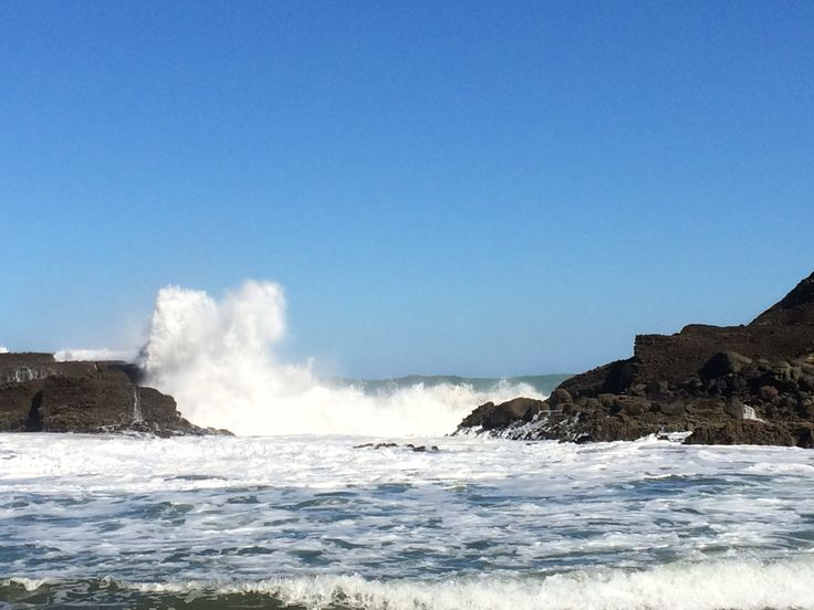 Wave#Splash#Piha