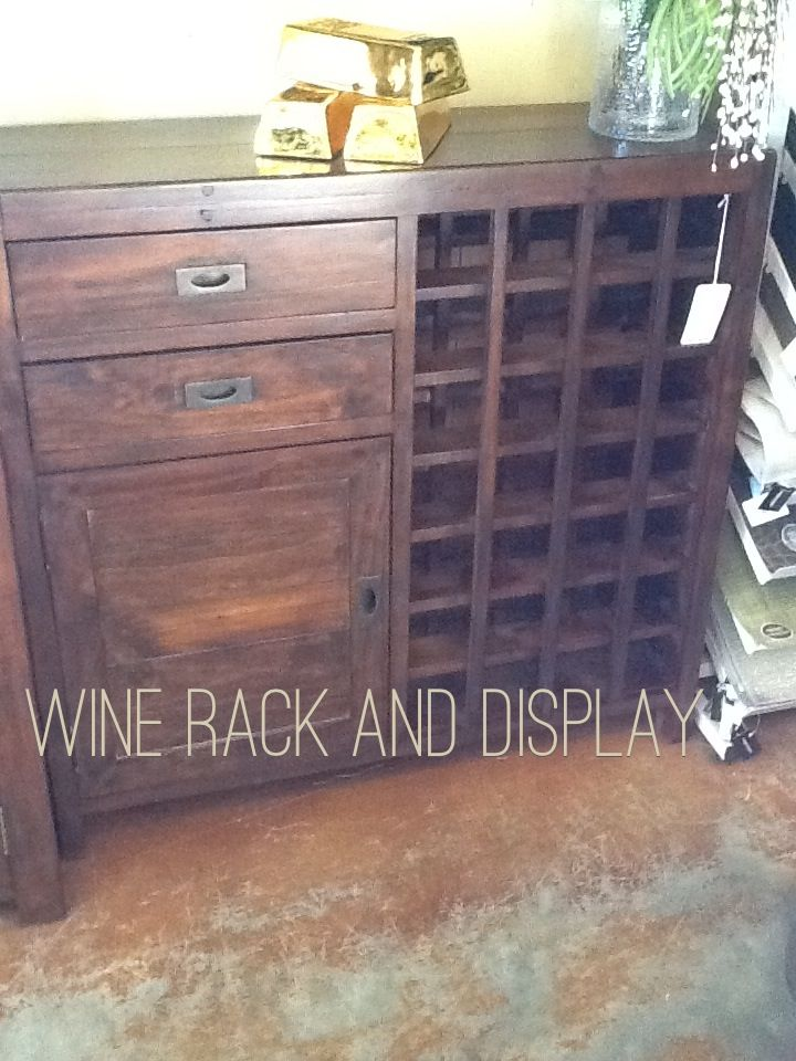 Store your finest wines in your finest cabinet.