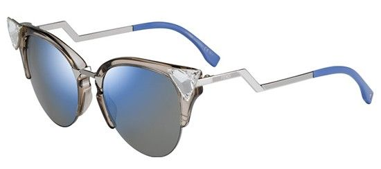 Fendi - IRIDIA FF 0041/S #Otticanet #Fendi #Sunglasses #IslandStyle #Top10 #Musthave