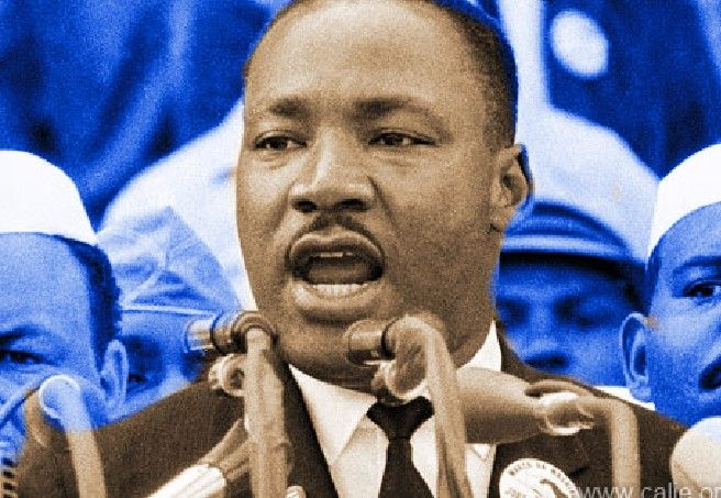 """Rediscovered Audio Of An Early Speech By Martin Luther King Where He Uses """"I Have A Dream"""" For The First Time"""