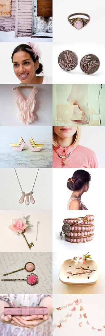 Pink it's like red but not quite by Alexa Brains on Etsy--Pinned with TreasuryPin.com