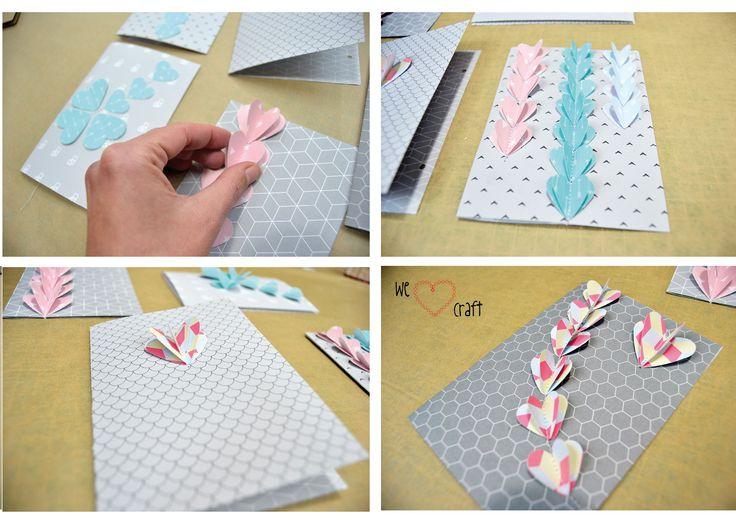 DIY tarjetas pop-up para dar mensajes con mucho love!! DIY san Valentine's 3D cards