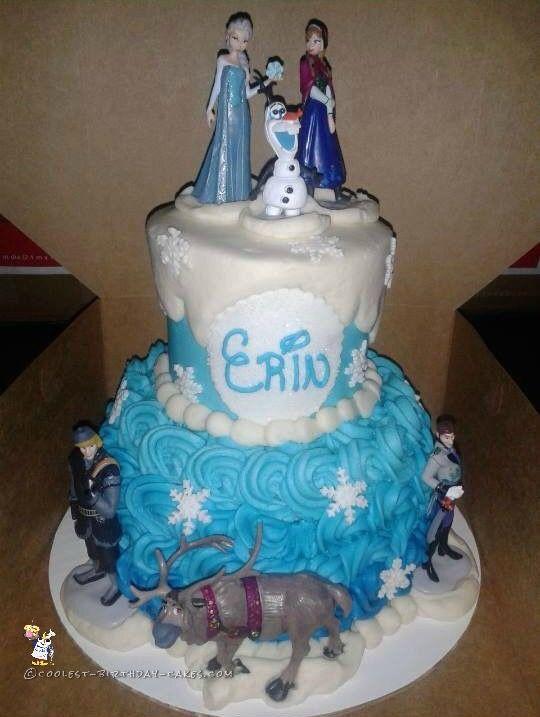 8 best Kids Birthday Cake images on Pinterest Baby birthday cakes
