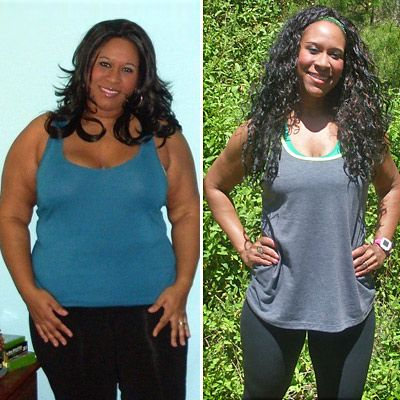 82 Pounds Lost: With One Negative Comment, Cherie Starts Positive Changes! Read the story ->