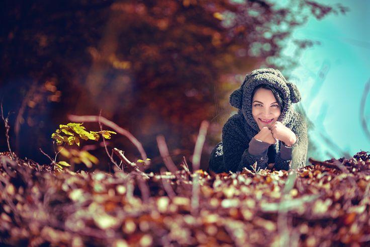 https://flic.kr/p/zsgkhk | Cu Ursuletul prin Padure | Photo: Alexandru Matei Photography Retouch: Alexandru Matei Retouching Setup: NIKON D610  + 70.0-200.0 mm f/2.8 Manual, @130 mm, 1/250 s, @f/2.8, ISO 50 (ambient light)