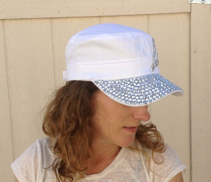 ladies baseball caps with bling hats womens