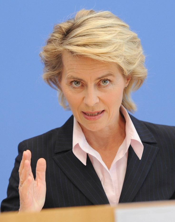 GERMANY: Ursula von der Leyen.  Since December 17, 2013.