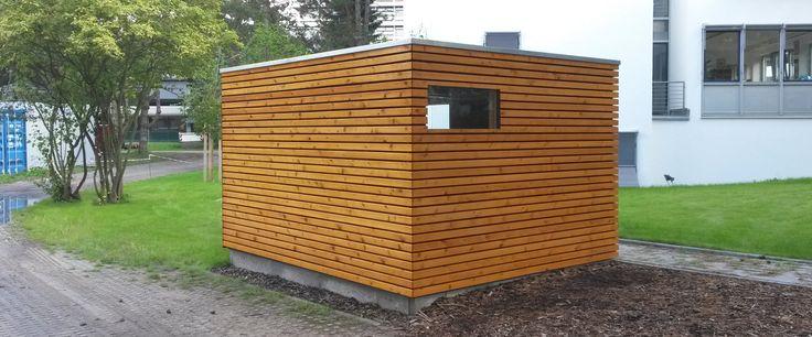 DesignGartenhaus Moduplan Design gartenhaus