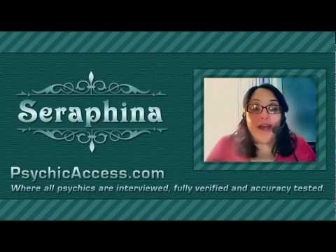Seraphina at PsychicAccess.com