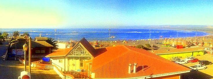 Pichilemu. Playa Las Terrazas. #pichilemu #beatch #sea #summer