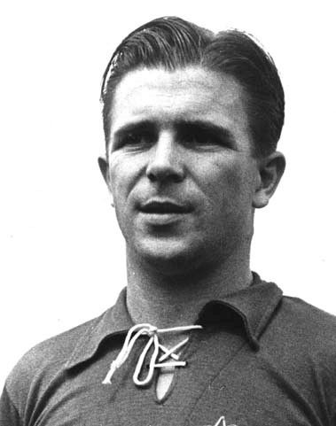 Puskas Ferenc was a Hungarian footballer (the Hungarian football has died with him). He is widely regarded as one of the greatest player of all time. He became Olympic champion in 1952 and led his nation to the final of the 1954 World Cup where he was named the tournament's best player.