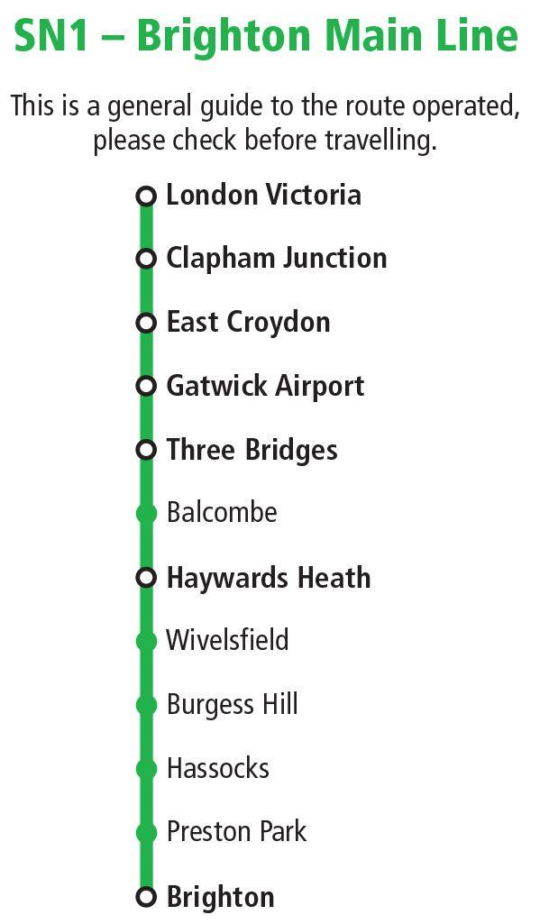 Brighton Mainline