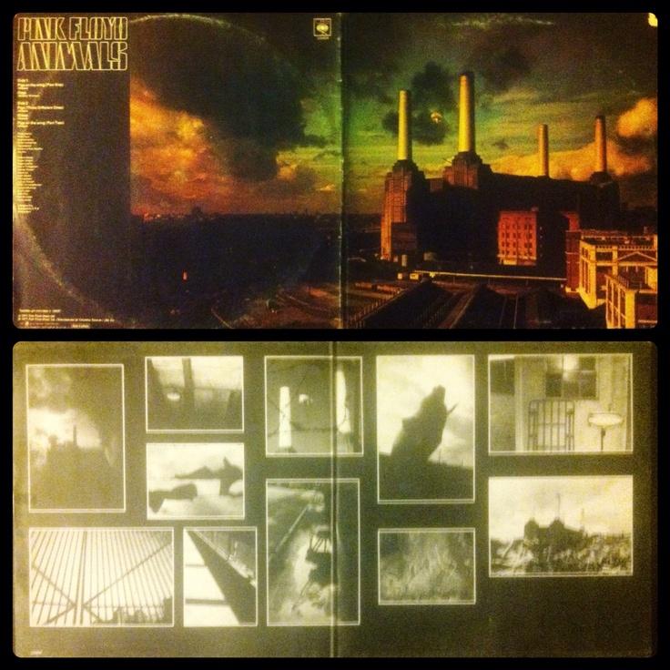 "Pink Floyd - Animal (1977) / Mención honrosa ""Dogs"" http://youtu.be/nlJWis5wH54 / / Escuchar disco completo http://youtu.be/HIPDMoNH8bQ"