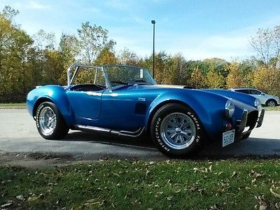 1967 Shelby Cobra For Sale in Manitowoc Wisconsin - United States #replica #shelby-cobra #mustang https://www.wheelson.net/used-cars/shelby/cobra