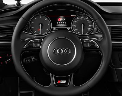 "Check out new work on my @Behance portfolio: ""2013 Audi S7 Steering Wheel"" http://on.be.net/1HuOUHa"