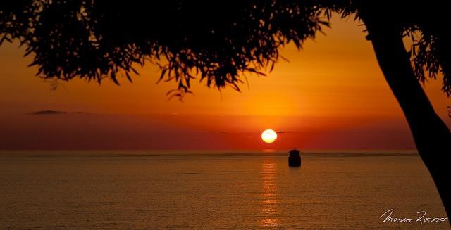 """Sunset / 18:57"", Así da gusto el invierno"