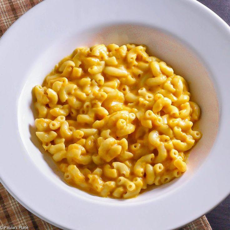 Pumpkin Macaroni and Cheese | Paula's Plate