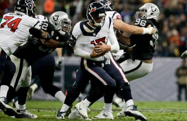 Raiders vs. Texans Live Game Football, NFL Wild Card playoff 2017, Oakland Raiders vs Houston Texans:  time, TV channel, live score updates, how to watch live stream online at  on Saturday (1:35 p.m. PT/4:35 p.m. ET, ESPN). Raiders vs. Texans Live  ESPN will open the 2017 NFL Wild Card Weekend on Saturday, January 7, at 4:20 p.m. ET with the Oakland Raiders (12-4) vs. Houston Texans (9-7). The AFC matchup will air on ESPN and be simulcast on ABC. The game will also be available in Spanis...