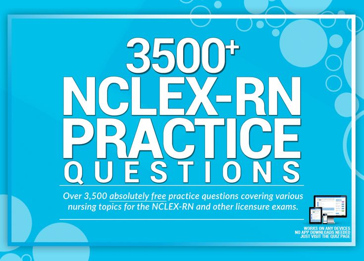 NCLEX Practice Questions For Free - Nurseslabs