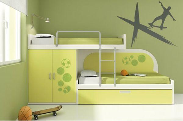 kreative kinderhochbetten welche den stil des raumes bestimmen unbedingt kaufen pinterest. Black Bedroom Furniture Sets. Home Design Ideas