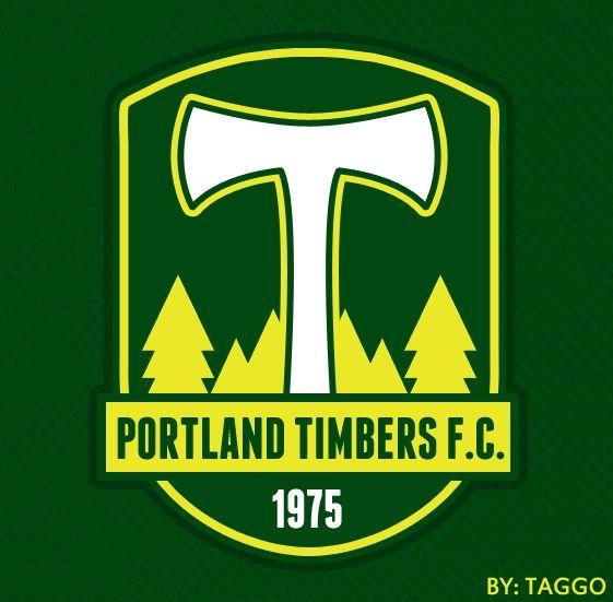 Portland Timbers: 11 Best Minimal Football Logos Images On Pinterest