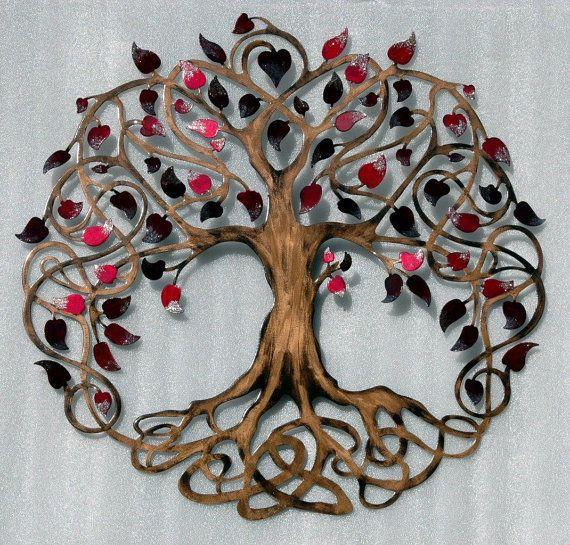 1000 Ideas About Metal Wall Art Decor On Pinterest: 1000+ Ideas About Metal Tree Wall Art On Pinterest