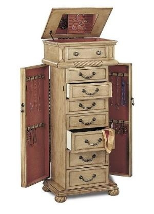 124 best dressers and their cousins images on pinterest for Juno vintage modern jewelry armoire