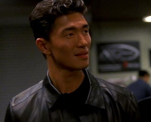 Takeo Masterson Sato (fan fiction character; fourth son of Empress Hoshi Sato) (Rick Yune)
