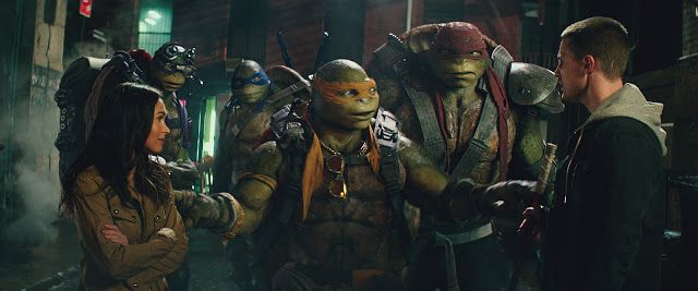 Resenha Tartarugas Ninjas - Fora das Sombras