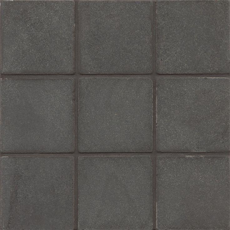 Absolute Black Granite 4x4 Tumbled