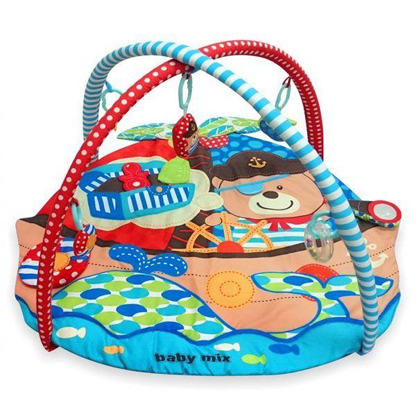 Covoras de joaca pentru bebelusi Baby Mix TK3342CN